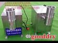 Lab type rotary pellet machine